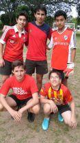 Torneo Interno de Fútbol 15