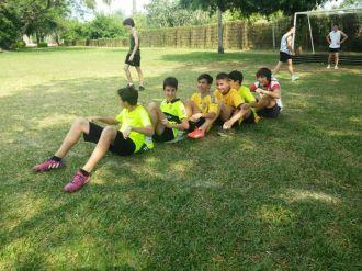 Torneo Interno de Fútbol 4