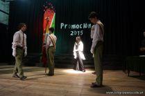 Acto de Colacion de la Promocion 2015 111