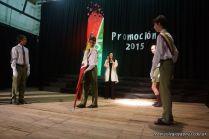 Acto de Colacion de la Promocion 2015 112
