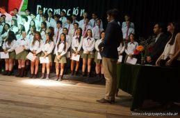 Acto de Colacion de la Promocion 2015 252