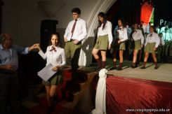 Acto de Colacion de la Promocion 2015 306