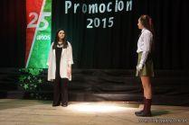 Acto de Colacion de la Promocion 2015 99