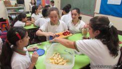 Preparamos Ensalada de Frutas 1