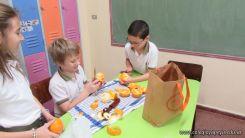 Preparamos Ensalada de Frutas 3