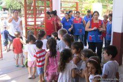 Entrega de obsequios al Jardin Maternal 23