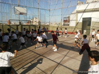 Educacion Fisica en 1er grado 12