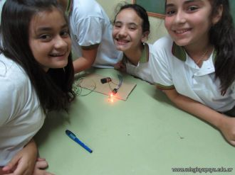 Circuito Electrico en 6to grado 9