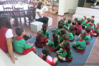 Sala de 4 en Biblioteca 12