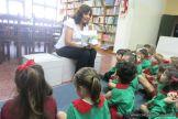 Sala de 4 en Biblioteca 7