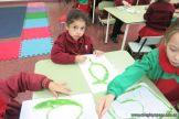 Pintando a Frida Kahlo en Salas de 5 15