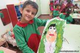Pintando a Frida Kahlo en Salas de 5 61