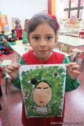Pintando a Frida Kahlo en Salas de 5 68