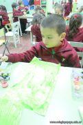 Pintando a Frida Kahlo en Salas de 5 71