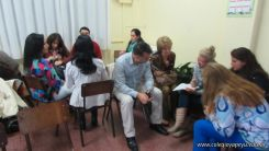 Primer Encuentro del Taller Escuela para Padres 2