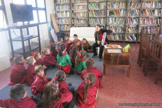 Salas de 5 en la Biblioteca 1