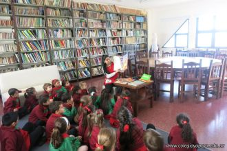 Salas de 5 en la Biblioteca 20