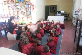 Salas de 5 en la Biblioteca 9