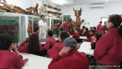 Visita a la Facultad de Veterinaria 4