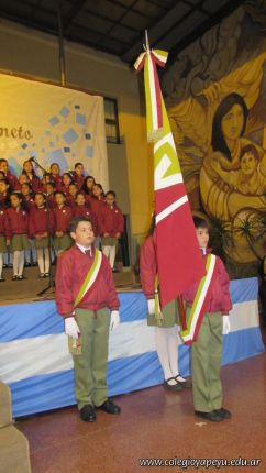 Promesa de Lealtad a la Bandera 2016 38