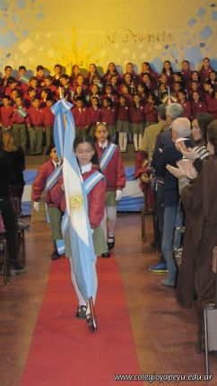 Promesa de Lealtad a la Bandera 2016 53