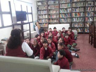 Tercero en biblioteca 3