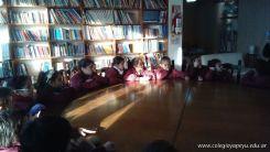 Tercero en biblioteca 7