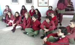 Visita al Museo de Cs. Naturales Amado Bonpland 10