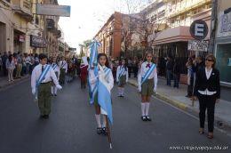 Desfile y Festejo de Cumpleaños 105