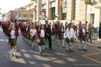 Desfile y Festejo de Cumpleaños 118
