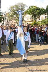 Desfile y Festejo de Cumpleaños 176