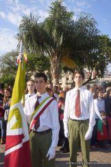 Desfile y Festejo de Cumpleaños 177