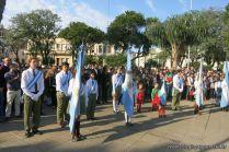 Desfile y Festejo de Cumpleaños 185