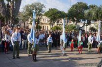 Desfile y Festejo de Cumpleaños 187
