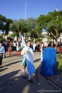 Desfile y Festejo de Cumpleaños 215