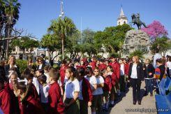 Desfile y Festejo de Cumpleaños 254