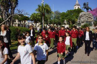 Desfile y Festejo de Cumpleaños 255