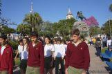 Desfile y Festejo de Cumpleaños 256