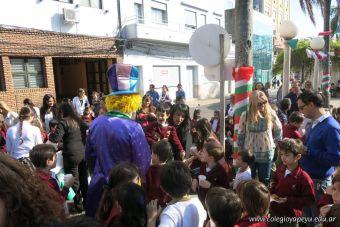 Desfile y Festejo de Cumpleaños 281