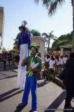 Desfile y Festejo de Cumpleaños 285