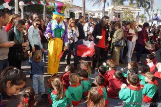 Desfile y Festejo de Cumpleaños 295