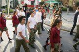 Desfile y Festejo de Cumpleaños 81