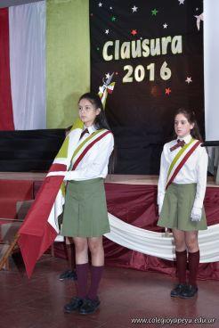 Acto de Clausura de la Secundaria 2016 13