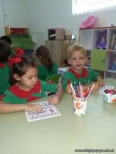 Contando dinosaurios en salas de 5 años 5