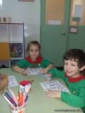Contando dinosaurios en salas de 5 años 6