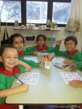 Contando dinosaurios en salas de 5 años 7