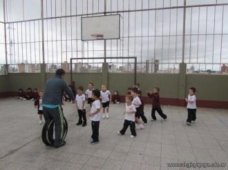 Educación física de jardín 1