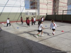 Educación física de jardín 90