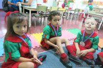 El Jardin comenzo las clases 4