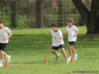 Educación física de 4to grado 20
